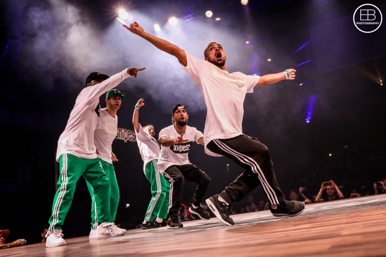 BTS – SNIPES Funkin Stylez World Final 2016